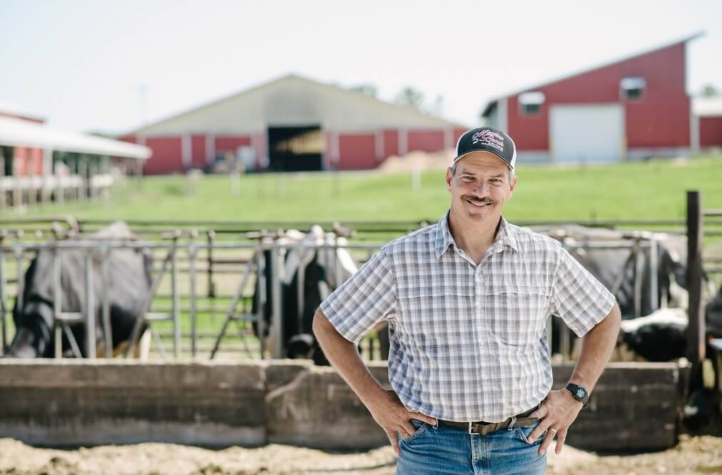 Land O'Lakes, Inc. Board Chair Pete Kappelman named 2018 Dairyman of the Year