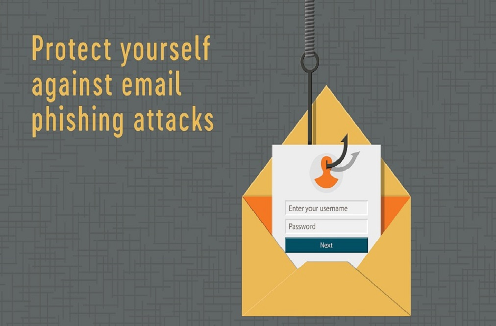 Email Phishing Graphic