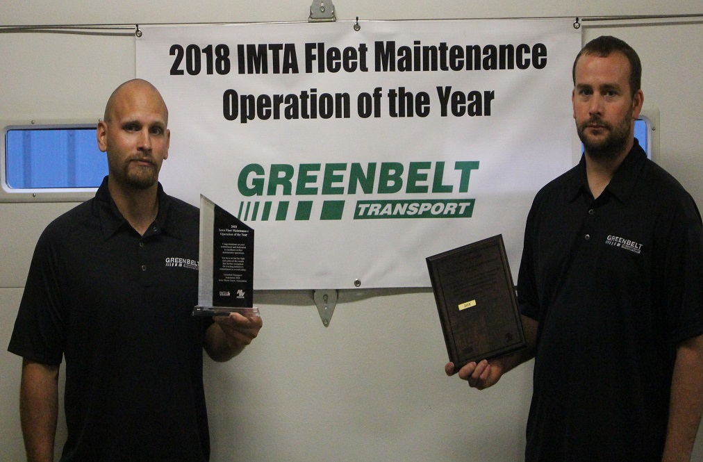 Greenbelt Transportation Award Winners