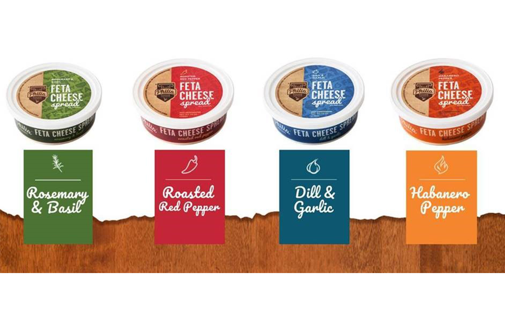 Phillia Foods Feta Cheese Varieties