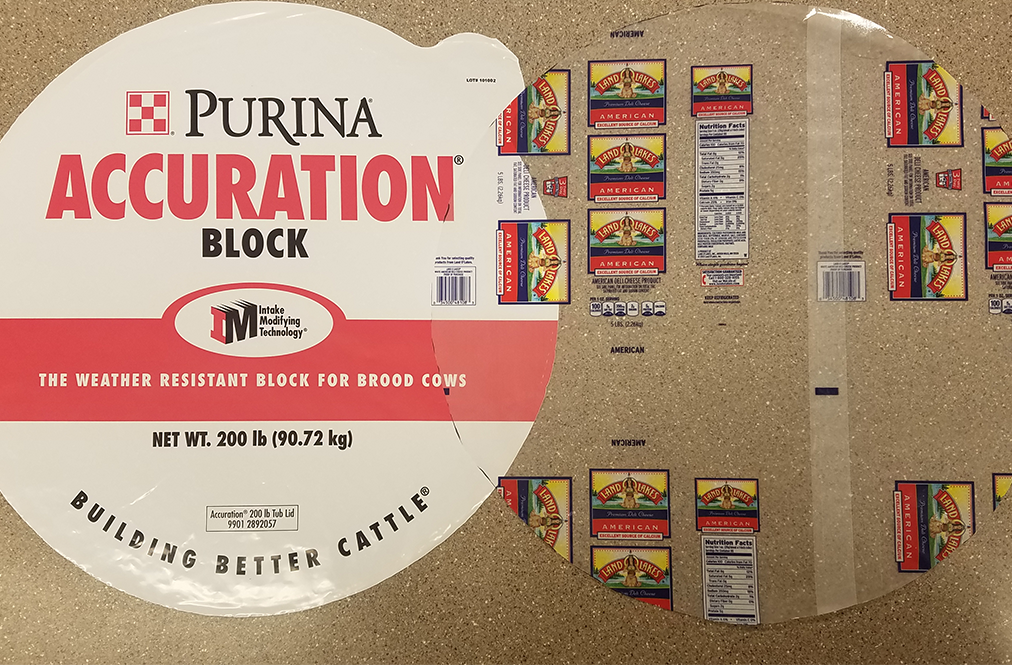 Purina Accuration Block And Land O