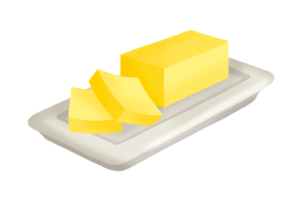 The butter emoji is coming