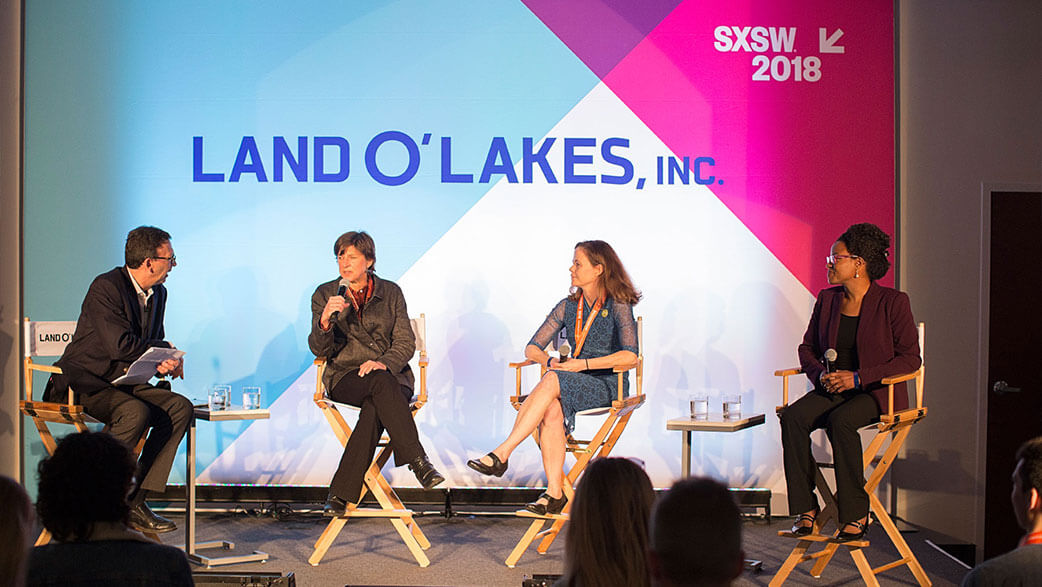 Land O'Lakes, Inc.'s The Food Effect Panel At South By Southwest