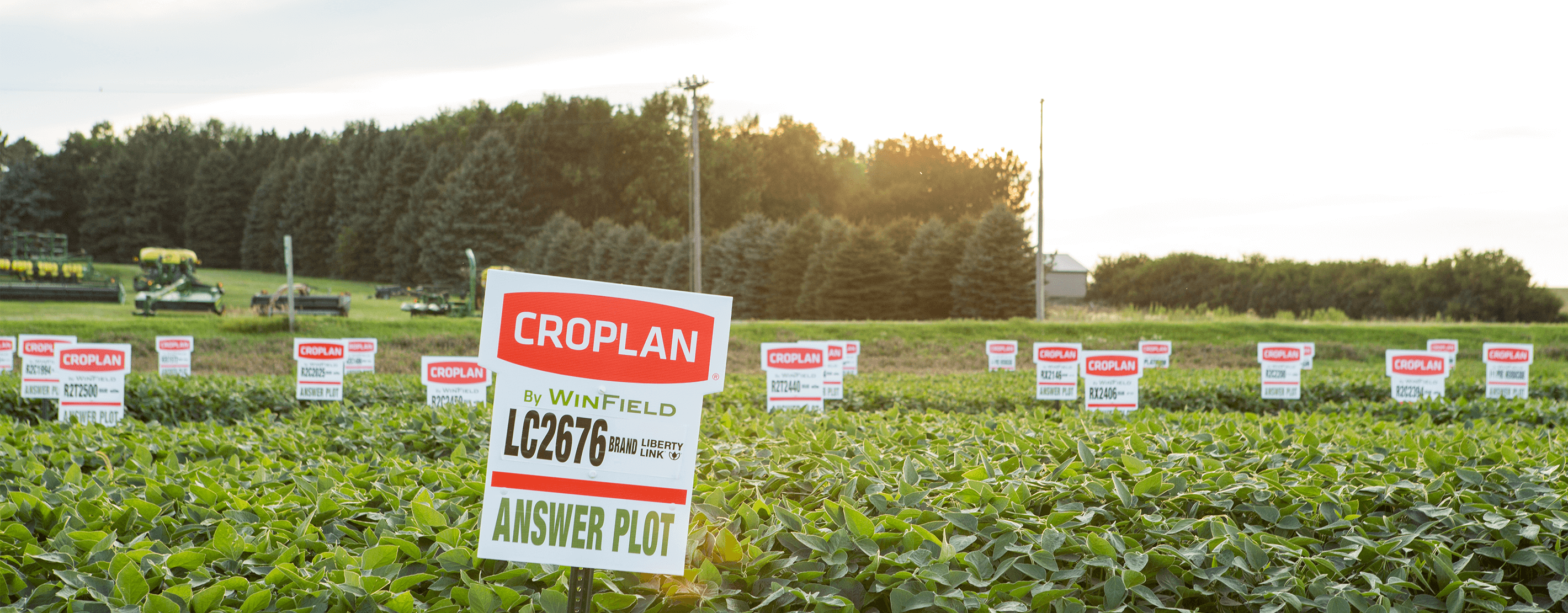 A Croplan By WinField United Answer Plot